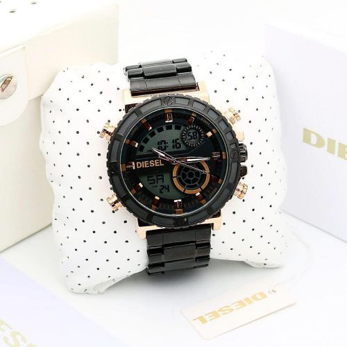 Diesel Digital + Analog Watch