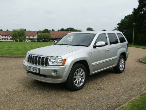 engine jeep grand cherokee 2007 size 5.7