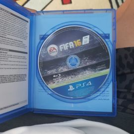 Fifa 16 on PlayStation 4