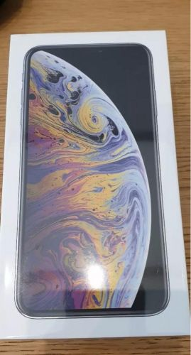 New Iphone XS MAX 256 gold