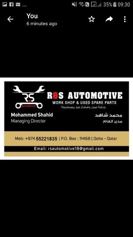 All car spare parts
