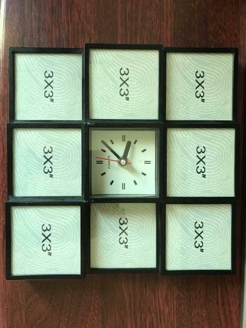 Frame clock for pictures