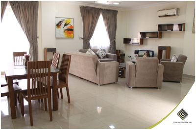 Fully furnished appartments in Alsadd