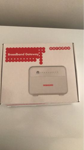 New Ooredoo WiFi for sell