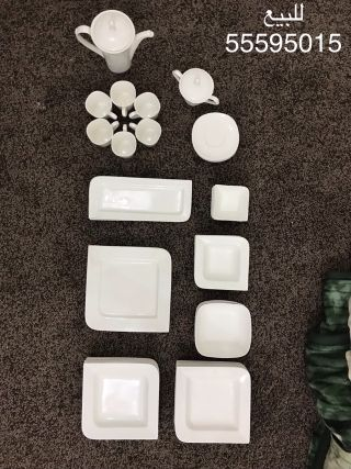 Kitchen plate sets