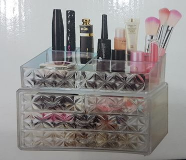 cosmetic storage box acrylics