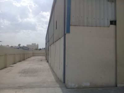 Aluminium wear house For Rent