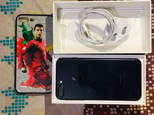 IPhone 7+ with company warranty