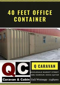 40feet office container for sale