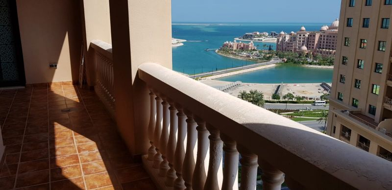 2 bedrooms apartment porto arabia