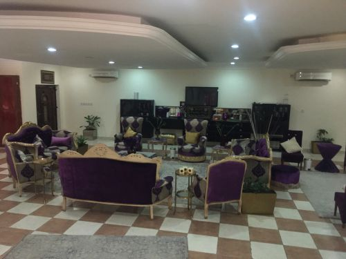 Set of 12pcs of sofas and tables