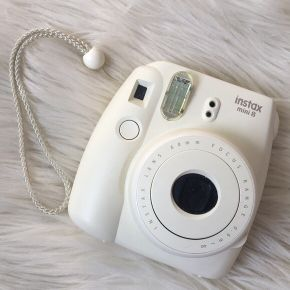 Instax mini 8 Fuji Film Camera