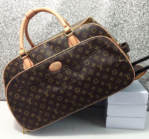 LV combo trolley + laptop bag