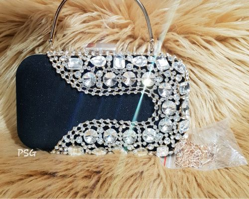 Imported Bridal Clutch