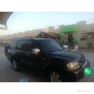 Pajero 3800 cc Full Options for sale.