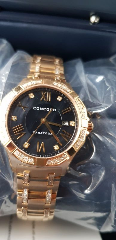 Concord watch Diamond