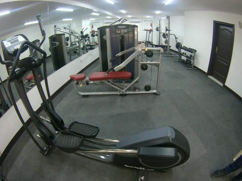 furnished 2bhk apartment with gym