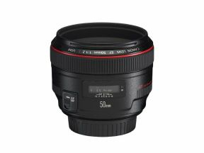 Canon 50mm 1.2 Like New