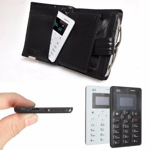 M5 slim card mobile for wallet