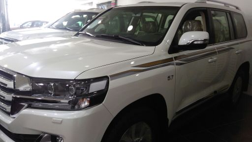 Toyota Land cruiser VX-R 2018 تويوتا