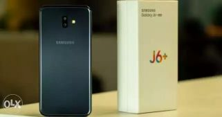 one day using Samsung j6+ for sale