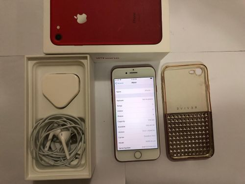 iPhone 7red 256