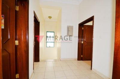 3-bedroom with maid room in mamoura