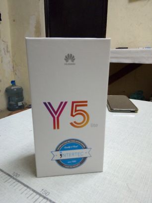 Huawei y5 lite new for sale