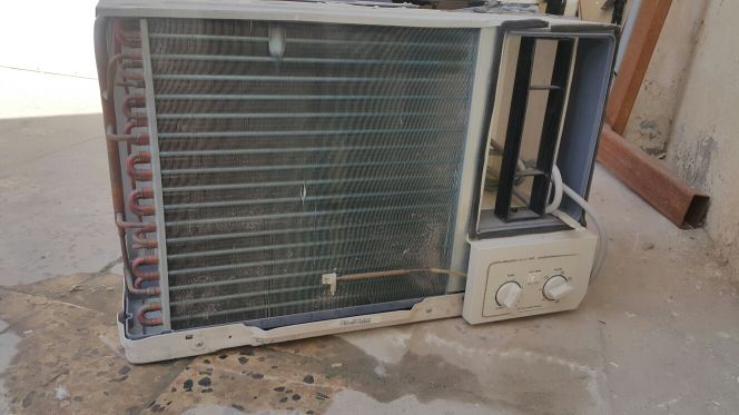 Haier AC for sale and fitting 1.5 ton  5