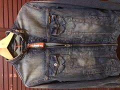 Superdry Denim Jacket and Tshirt