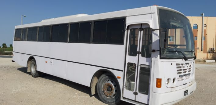 ashock bus 66 seater for sell or rent15