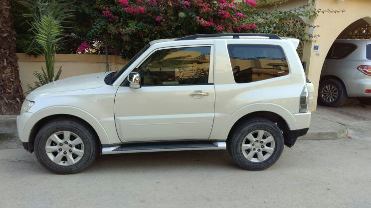 Mitsubishi Pajero Two Doors