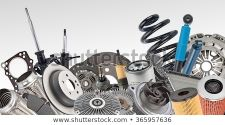 Used Auto Spare Parts available