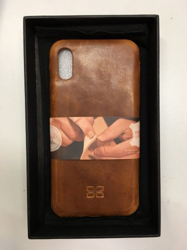 Genuine leather case iPX