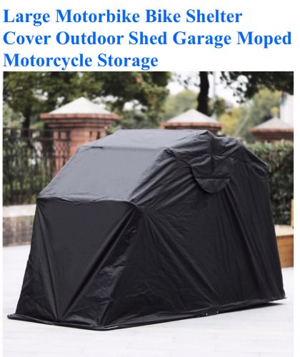 Tent shelter for Motorcycle