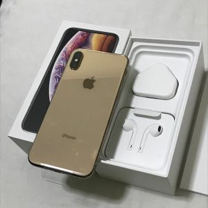 iPhone XS Gold 256 (never used)