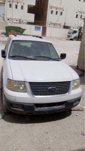 Ford Expedition scrap