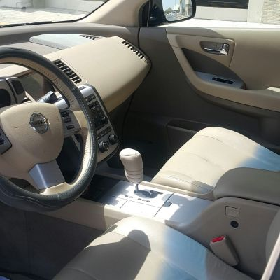 Nisaan murano full option 2006 * roof ce