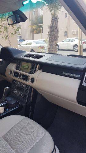 Range Rover Vogue Super Charged