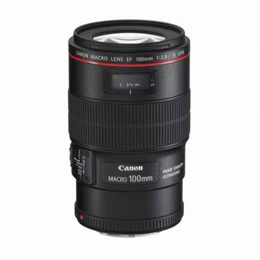 Canon 100mm 2.8L Like New