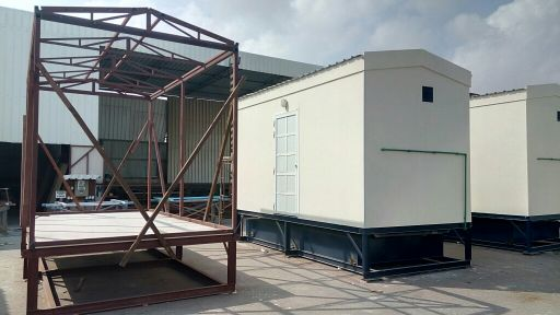 we are manufacturer of all Porta cabins