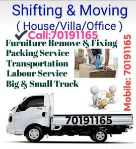 Doha best moving and shifting services