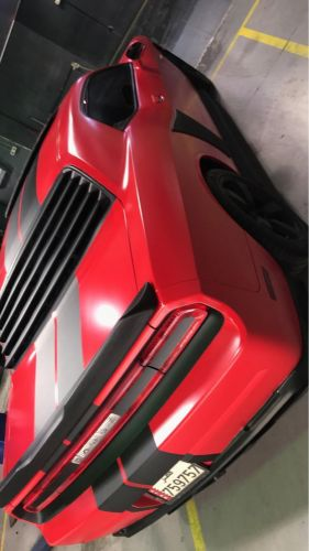 All sports cars body kit American