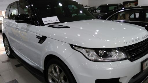 Range Rover Sport Supercharge رانج سبورت