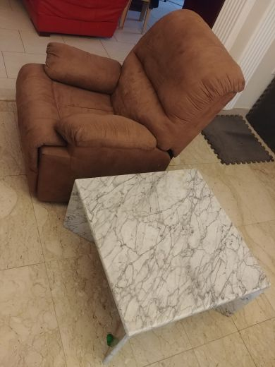 Marble Teapoy