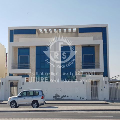 For rent villa service in Mamoura area