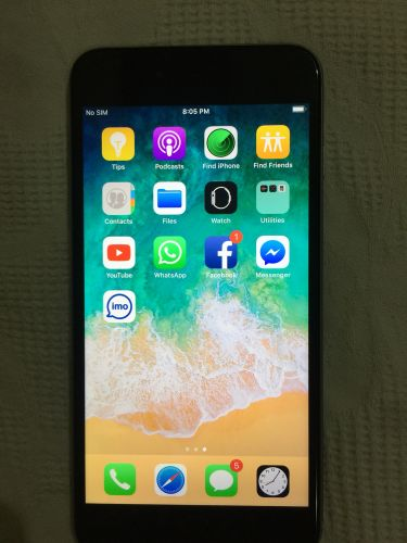 iPhone 6 Plus 16 GB for sale