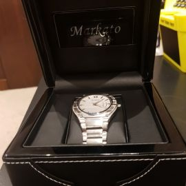Markato Stainless steel original Watch