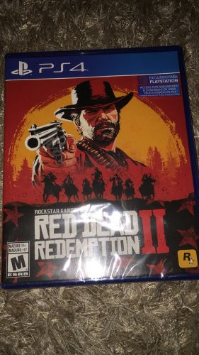 Red red redemption 2