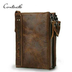 Wallet Genuine Cowhide Leather